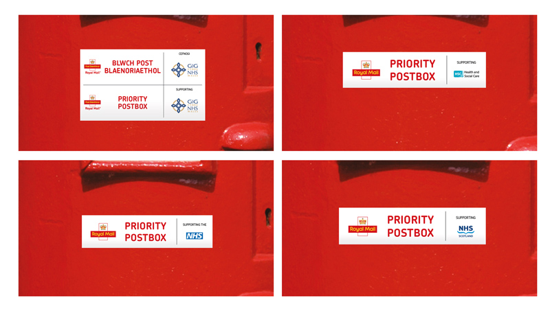 Priority Postboxes Delivering Coronavirus Tests To Nhs Staff Royal Mail Group Ltd